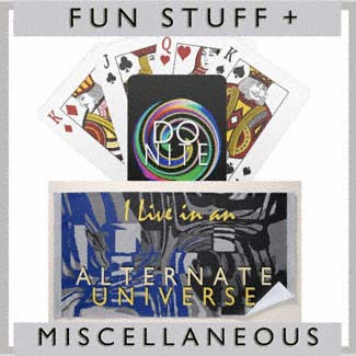 Fun Stuff & Miscellaneous