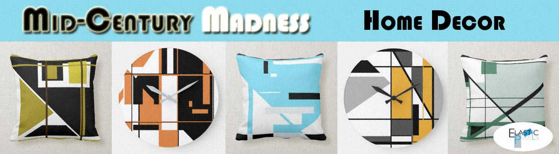 Mid-Century Madness - Home Decor